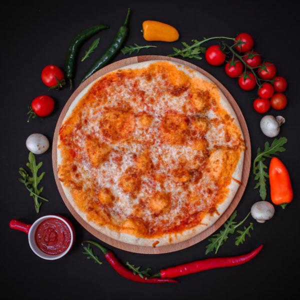 Pizzaholic Craiova - Pizza Margherita