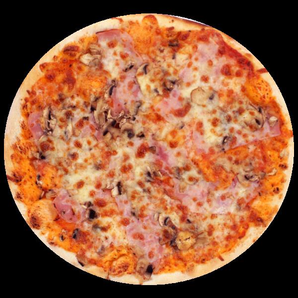 Pizzaholic Craiova - Prosciutto E funghi