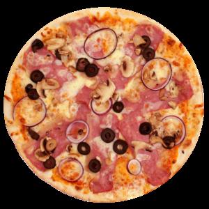 Pizzaholic Craiova - Pizza Capriciosa
