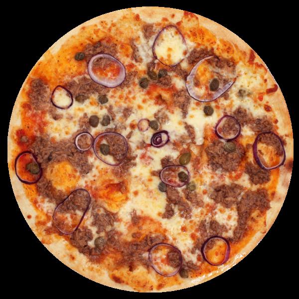 Pizzaholic Craiova - Pizza Tonno E Cipola