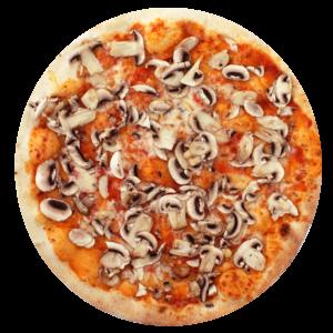 Pizzaholic Craiova - Pizza Funghi