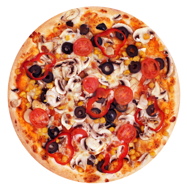 Pizzaholic Craiova - Pizza Vegetario